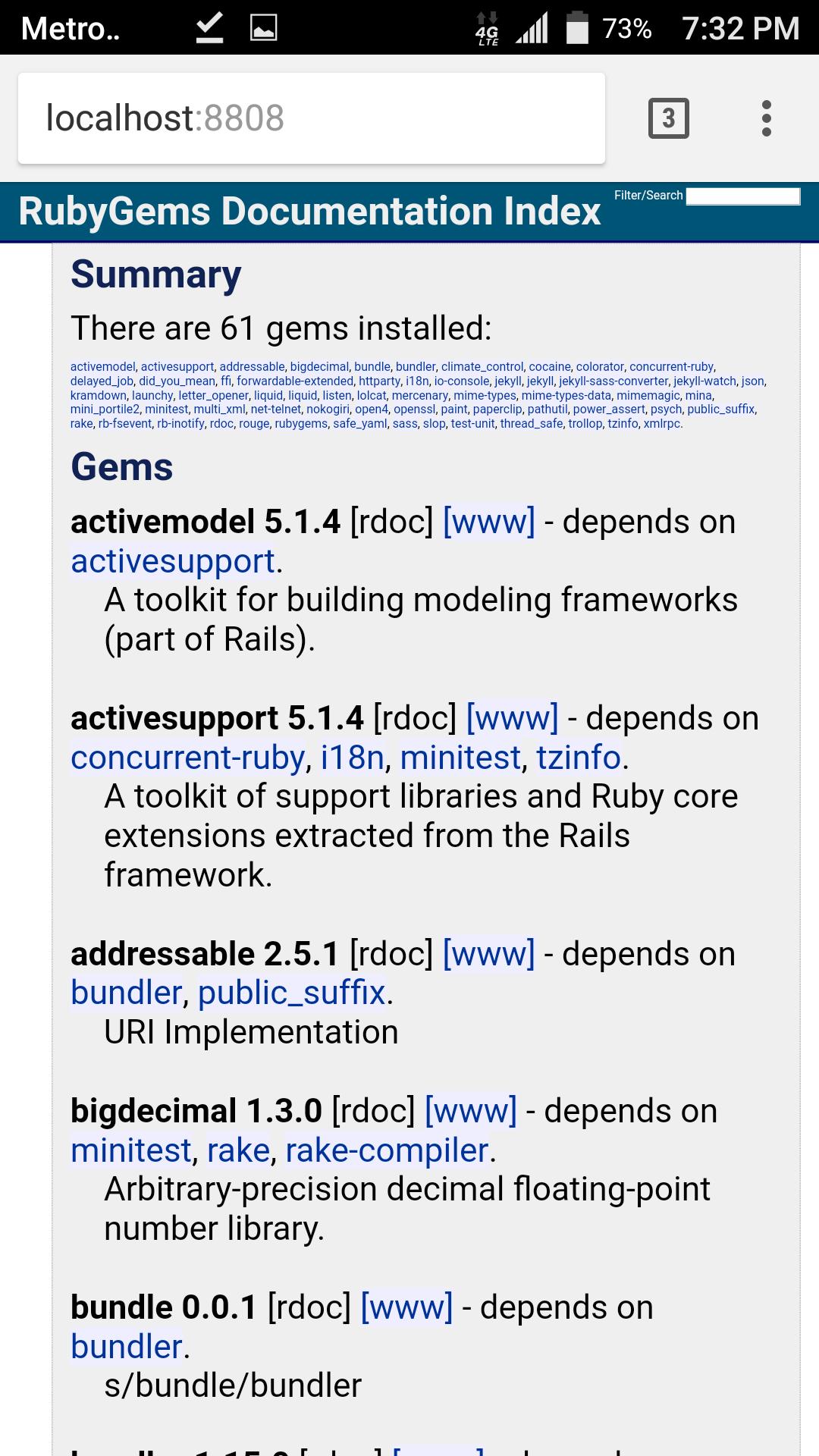 Ruby - Termux Wiki