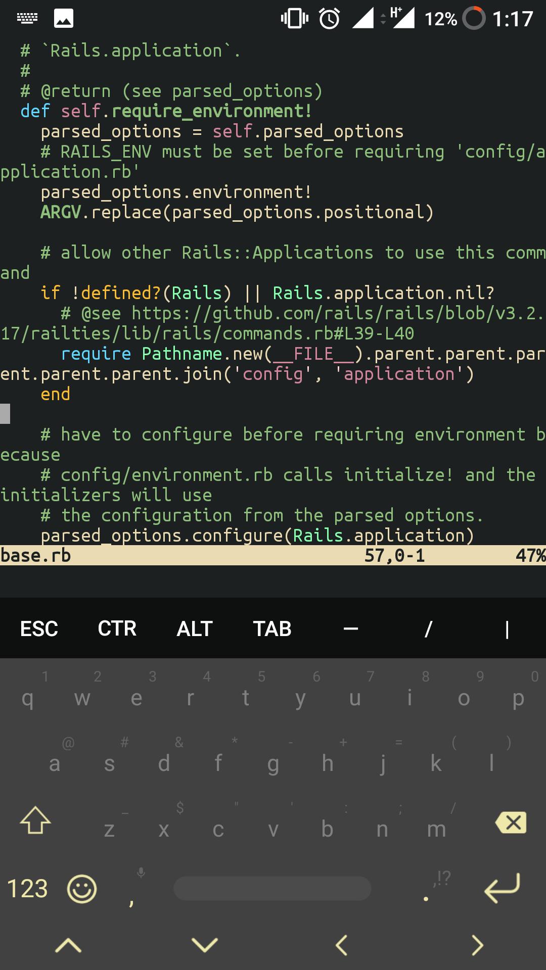 Text Editors - Termux Wiki